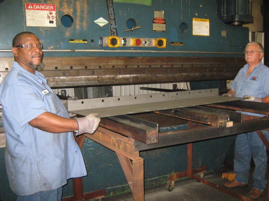 Cincinnati Press Brake 175 ton 12' - 3