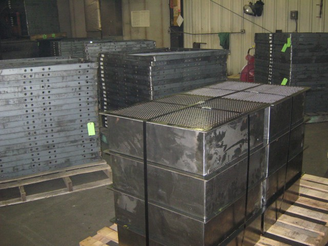 Metal Boxes Comfort Engineers Manufacturing Division